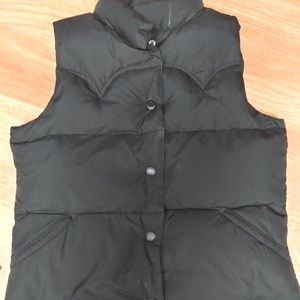 American eagle reversible puffer